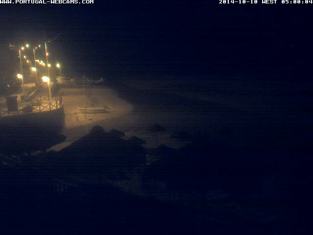 Webcam Salema Algarve Portugal 05am