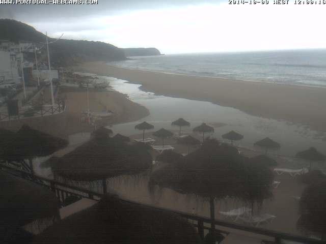 Webcam Salema Algarve Portugal 12am
