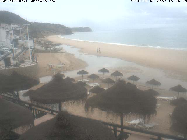 Webcam Salema Algarve Portugal 01pm