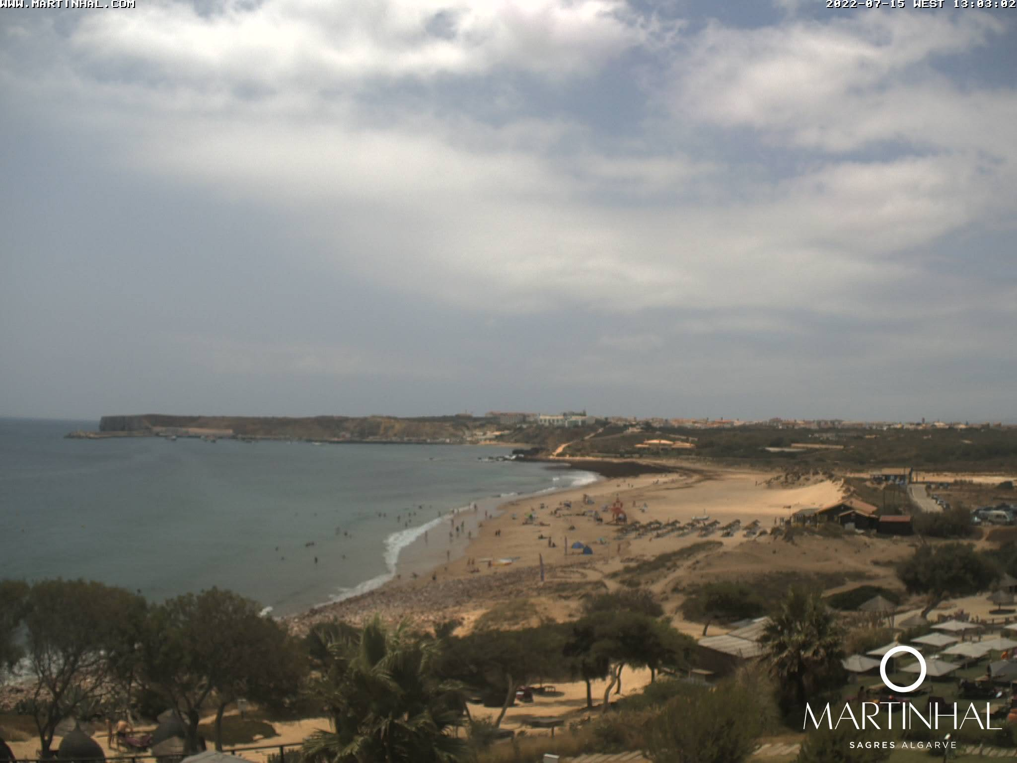 Webcam Sagres Algarve Portugal 1pm