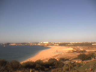 Webcam Sagres 7 am