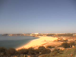 Webcam Sagres 8 am