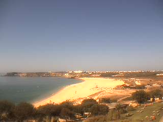 Webcam Sagres 9 am