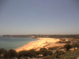 Webcam Sagres  1 pm