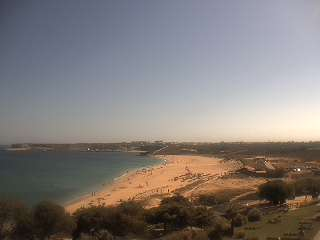 Webcam Sagres  4 pm