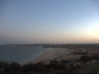 Webcam Sagres 8 pm