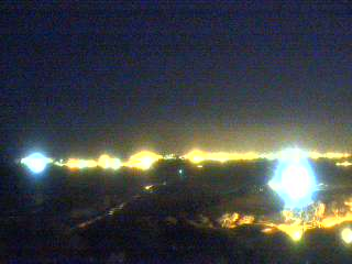 Webcam Sagres 9 pm