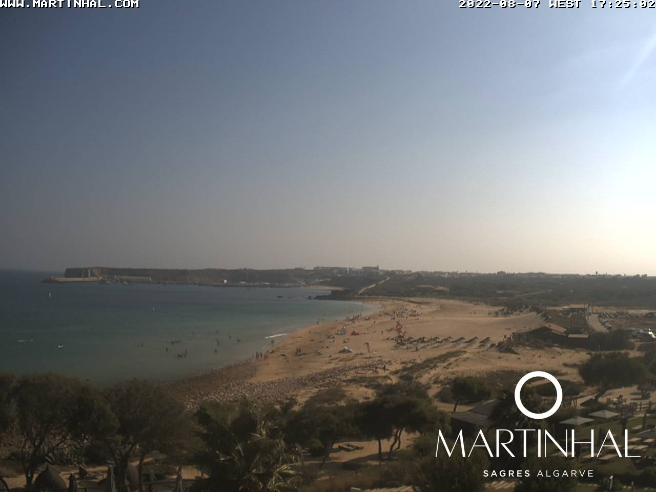 Webcam Sagres Algarve Portugal