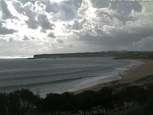 Webcam Sagres Algarve Portugal 12am